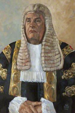 James Crookall Cain (b.1954), Speaker of the House of Keys (1991–1996)