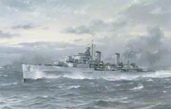 HMS 'Aurora'