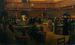 Congleton War-Working Party