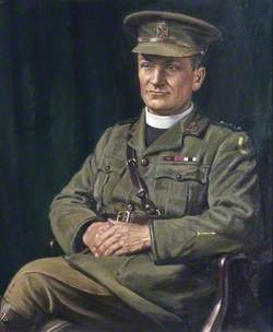 The Late Reverend Theodore Bailey Hardy (1863–1918), VC, DSO, MC