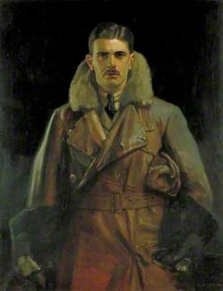 Second Lieutenant Gilbert Stuart Martin Insall (1894–1972), VC, MC, Royal Flying Corps and Later Squadron Leader, Royal Air Force