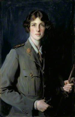 Edith Vane-Tempest-Stewart (1878–1959), the Marchioness of Londonderry, DBE