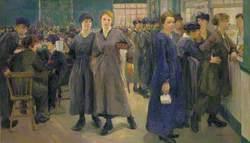 Women's Canteen at Phoenix Works, Bradford