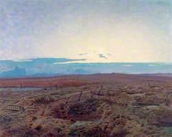 Ypres Salient, Dawn, February 1918