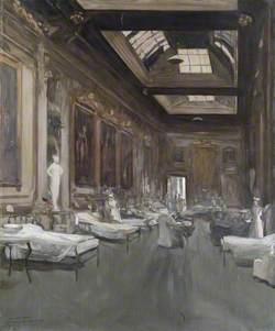 The Ballroom, Londonderry House, 1912