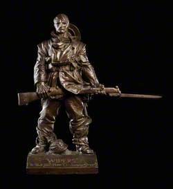 Wipers – Maquette for the Hoylake War Memorial, West Kirby