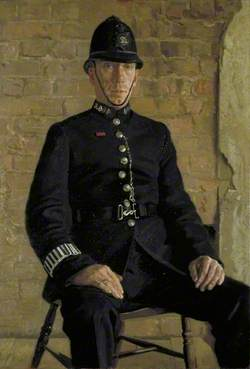 Police Constable W. H. Allen, GM