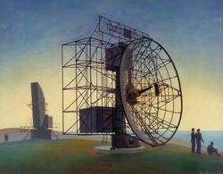 A 'Type 16' Fighter Direction Radar Station