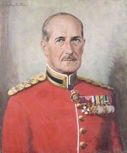 Brigadier Philip William Lilian Broke-Smith (1882–1963), CIE, DSO, OBE