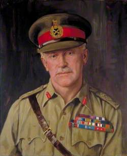General Sir Richard Nugent O'Connor (1889–1981), KT, GCB, DSO, MC