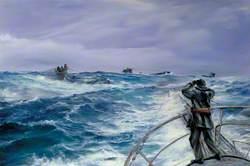 The Wolf Pack Gathers: U-99, U-100, U-101 and U-123 Prepare to Attack Convoy SC7, 18 October 1940