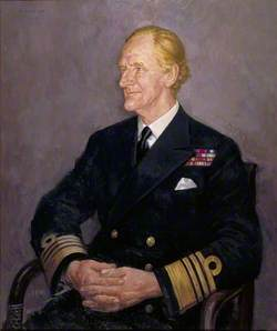 Admiral Sir Deric Holland-Martin, GCB, DSO, DSC, Chairman of the Board of Trustees, Imperial War Museum (1966–1977)