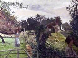 Edwin La Dell's Cottage