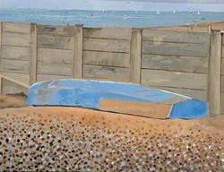 Upturned Boat, Whitstable, Kent
