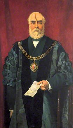 Alderman J. R. Lush, Mayor of Deal (1878–1895)