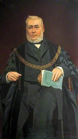 Alderman A. F. Bird, Mayor of Deal (1871–1880)