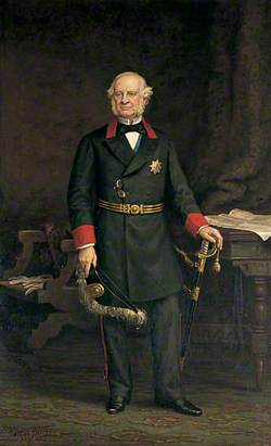 Earl Granville (1815–1891), Lord Warden of the Cinque Ports