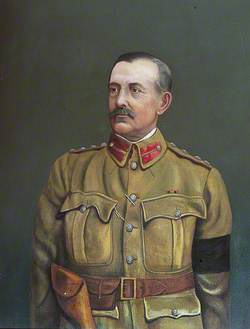 Lord Harris the 4th of Belmont, Captain of the England Amateur Cricket Team