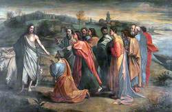 Christ's Charge to Peter (Feed My Sheep)
