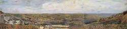 Panoramic View of Luton, Chatham