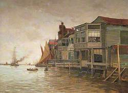 The Old Falcon Hotel, Gravesend, Kent