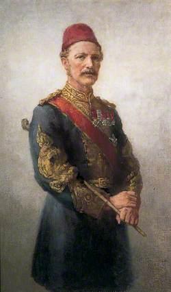 Major General Charles George Gordon (1833–1885)