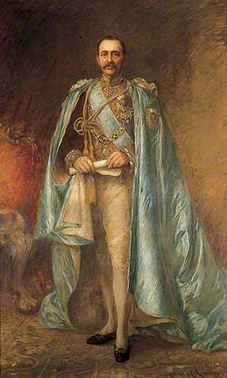 George Robert Canning Harris (1851–1932), 4th Baron Harris