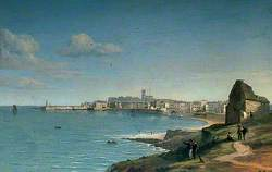 Margate, Kent, from Westbrook