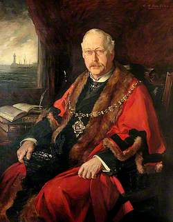 William Booth Reeve, Mayor of Margate (1910–1911 & 1913–1919)