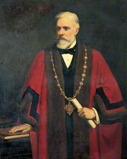 William Leach Lewis, Mayor of Margate (1888–1890 & 1905–1906)