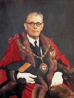 Arthur H. Clark, Mayor of Maidstone