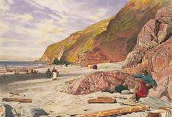 Lynmouth, The Story of the Shipwreck