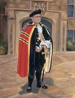 E. G. Butcher, Baron of the Cinque Ports