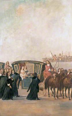 Catherine of Braganza's Visit