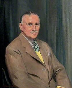 Vivian Dampier-Palmer, High Sheriff of Kent