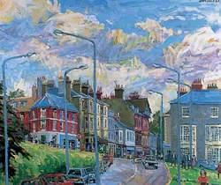 London Road and Mount Ephraim Junction, Tunbridge Wells, Kent