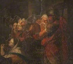 The Judgement of Solomon (The Adoration)