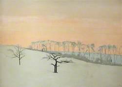Winter Landscape, Cliviger