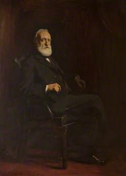 Alderman William Thompson, Mayor of Blackburn (1914–1915)