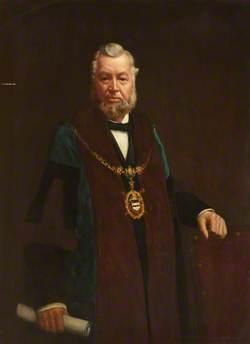 James Hoyle, Mayor of Blackburn (1882–1884)