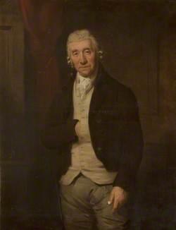 Alexander Butler of Kirkland, High Sheriff (1767)