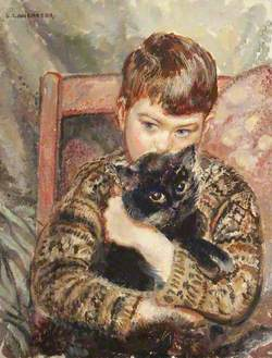 The Boy and the Cat