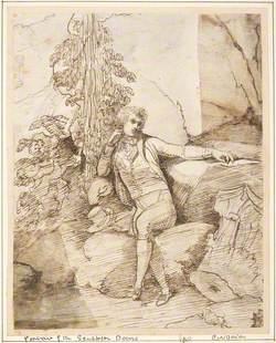 John Deare (1759–1798), Sculptor