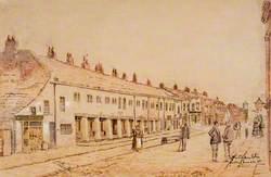 The Shambles, from Church Street