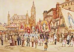 Market Place, Whitmonday