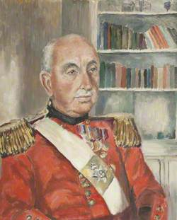 Lieutenant Colonel Christopher Lefroy Hodgson, King's Own Royal Lancaster Regiment (1901–1927)