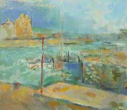 Rain, Glasson Dock