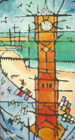 Clock Tower, Morecambe