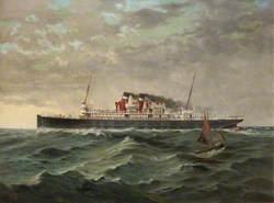 SS 'Manxman'