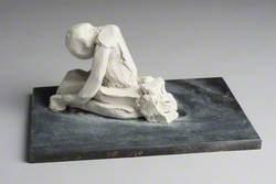 Kneeling Slave (maquette)